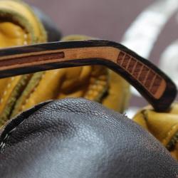"""Солнцезащитные очки в деревянной оправе MASSKOTT & WOODSUN """"Визор"""" - лучший подарок хоккеисту"""
