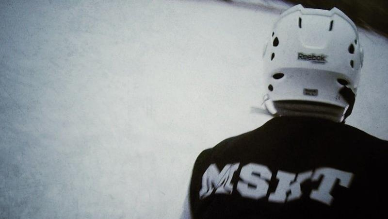 уличный хоккей шлем