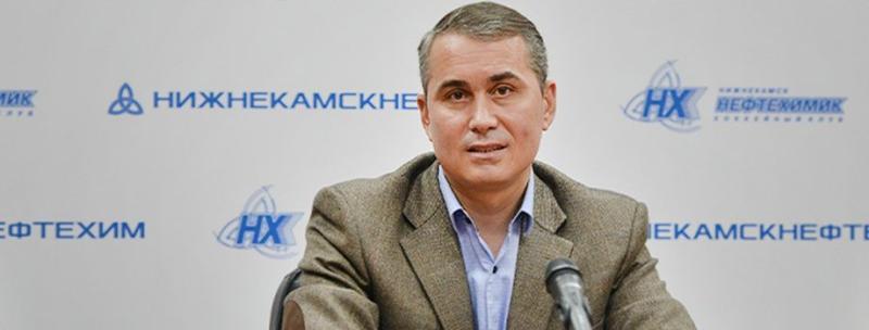 Раиль Якупов ХК Нефтехимик