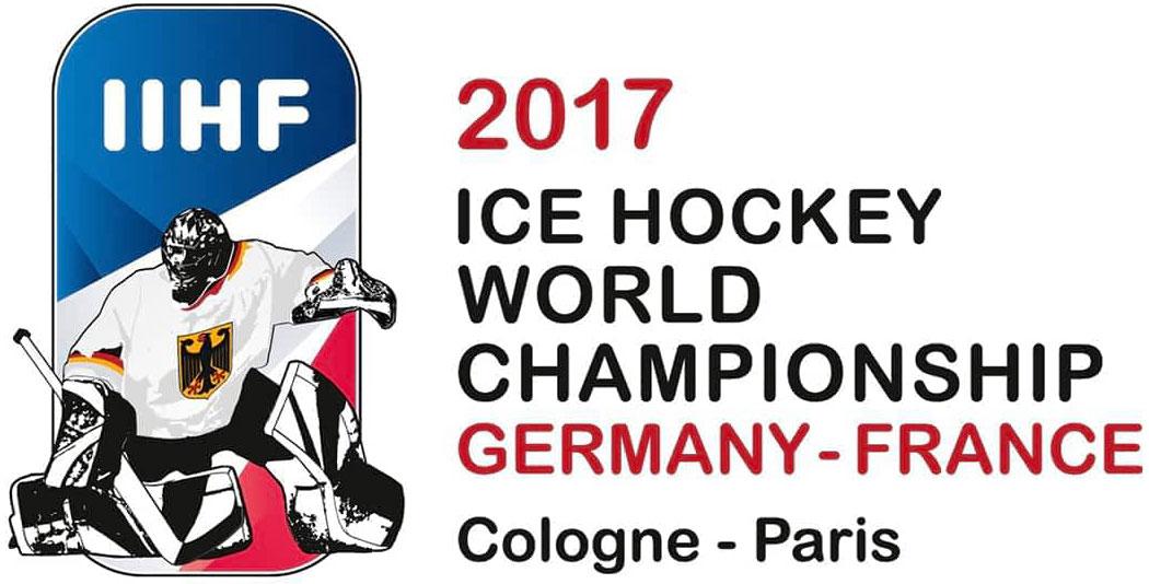 Эмблема чемпионата мира по хоккею 2017