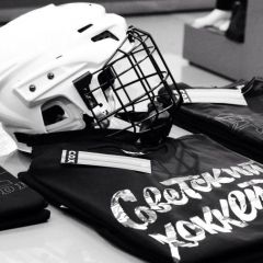 MASSKOTT. Lifestyle ice hockey streetwear. Hockey inside! (с)